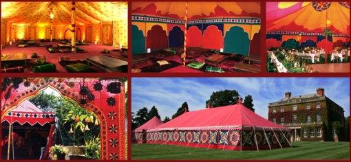 The Moro Souk Tent