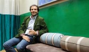Sami Ghosn from Massaya Wines